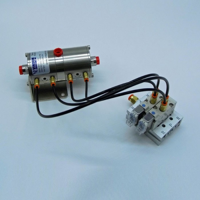 CV 310 with Solenoid