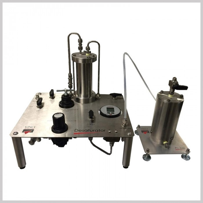 Capillary Pressure Cell (Educational)