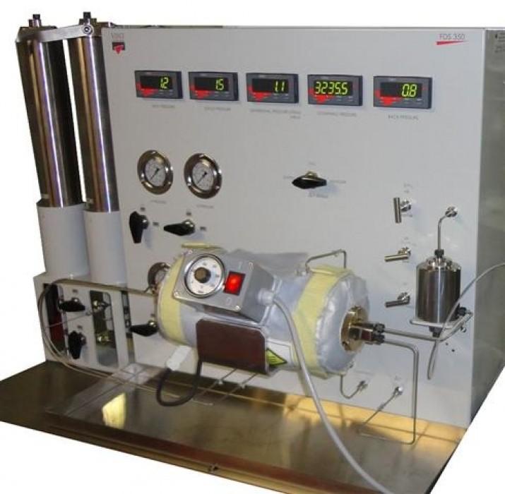 Benchtop Coreflood System