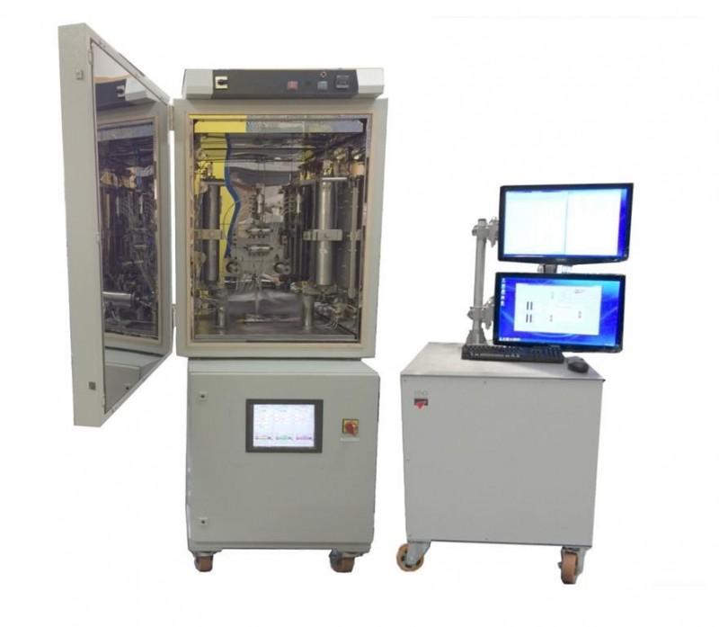 Pressurized Foam Rheometer