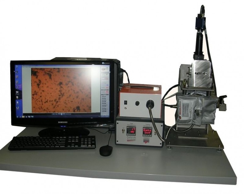 High Pressure Microscope