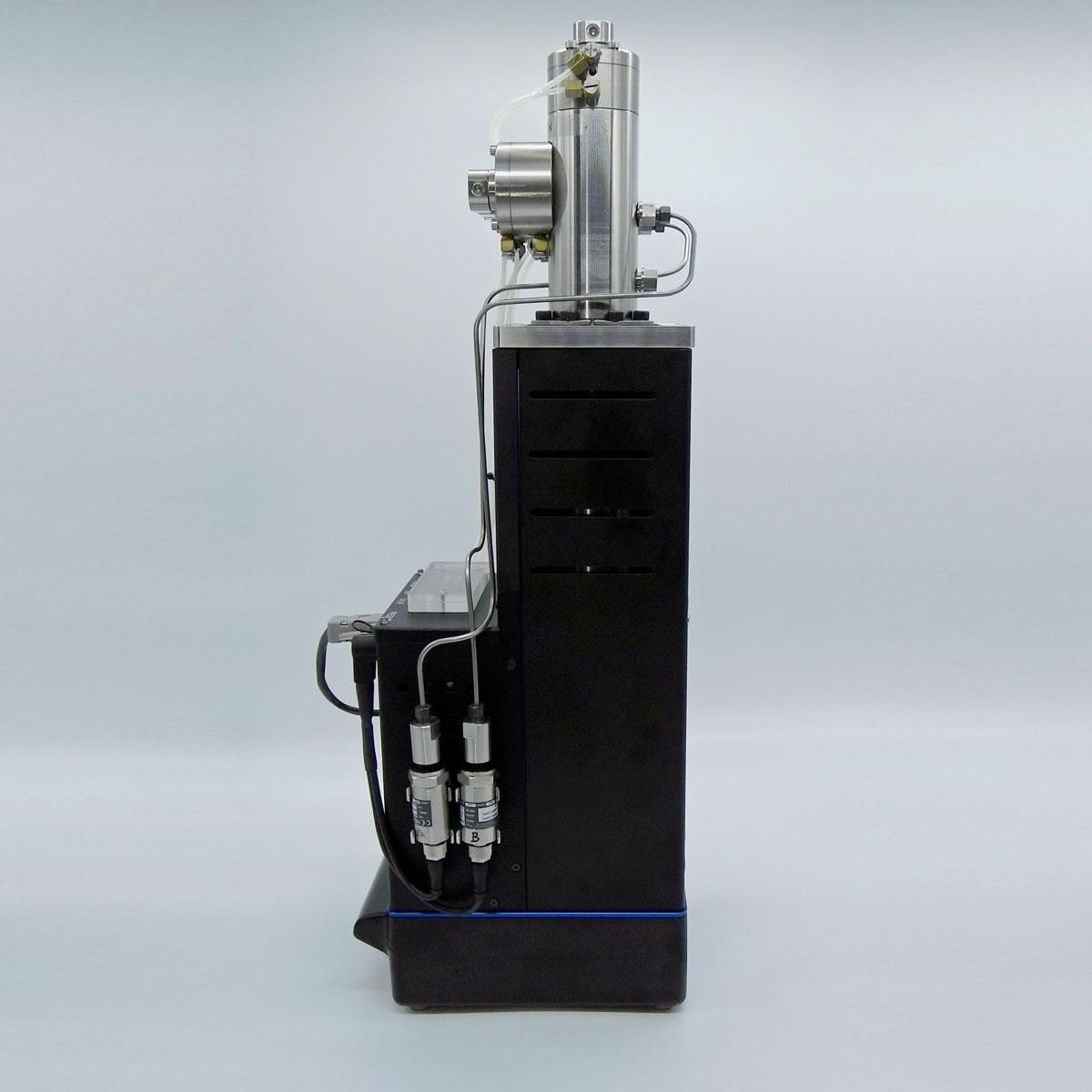 VP-Series High-Temp Metering Pump Left View