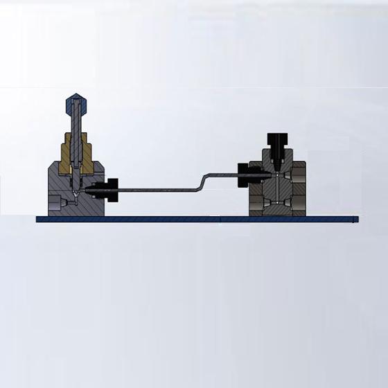 Vindum MV Connector Schematic