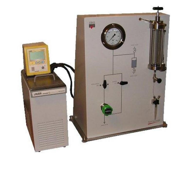 Equilibrium Flash Separator Apparatus