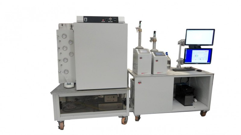 Matrix Acidizing Tester