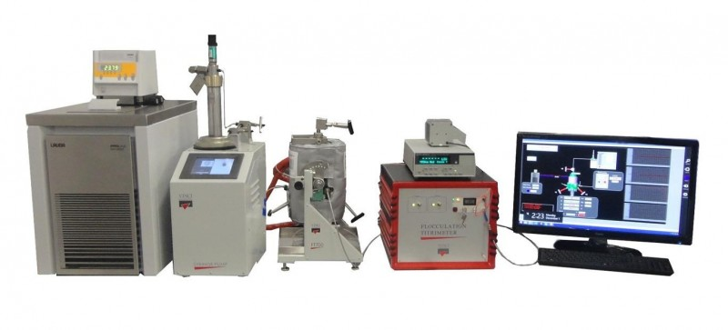 Pressurized Brine Crystallization Temperature Tester