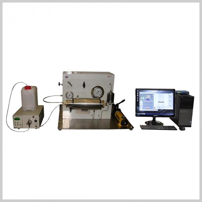 Benchtop Liquid Permeameter