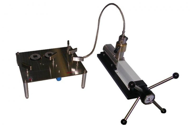 Mercury Capillary Pressure System