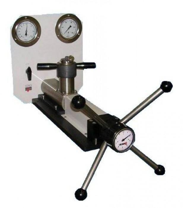 Mercury Porosimeter